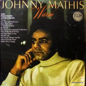 Johnny Mathis - Warm (feat. Percy Faith And His Orchestra)