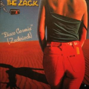 Z.A.C.K.,The - Disco Cosmix