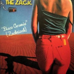 Z.A.C.K.,The - Disco Cosmix