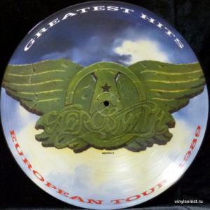 Aerosmith - Greatest Hits - European Tour 1989