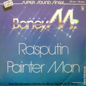Boney M - Rasputin / Painter Man