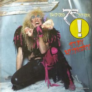 Twisted Sister - Stay Hungry
