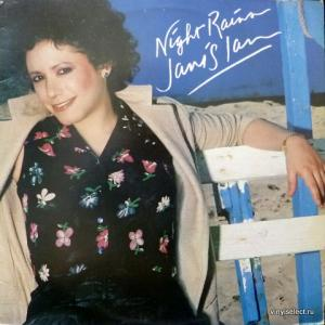 Janis Ian - Night Rains (produced by Giorgio Moroder)