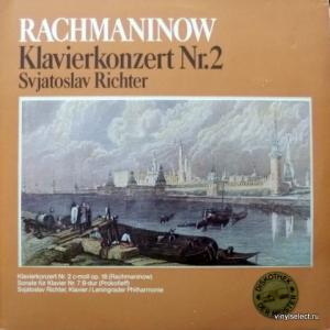 Святослав Рихтер (Sviatoslav Richter) - Rachmaninow - Konzert Für Klavier Und Orchester Nr.2, Prokofieff - Klaviersonate Nr.7