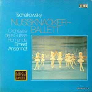 Piotr Illitch Tchaikovsky (Петр Ильич Чайковский) - Nussknacker-Ballett