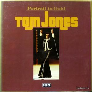 Tom Jones - Portrait In Gold