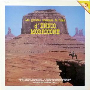 Ennio Morricone - Les Grandes Musiques De Films D'Ennio Morricone