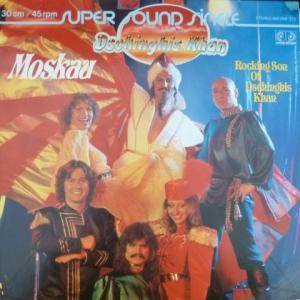 Dschinghis Khan -  Moskau / Rocking Son Of Dschinghis Khan