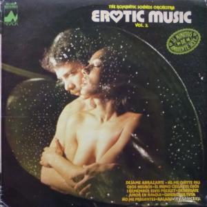 Romantic Sounds Orchestra, The - Erotic Music Vol.2
