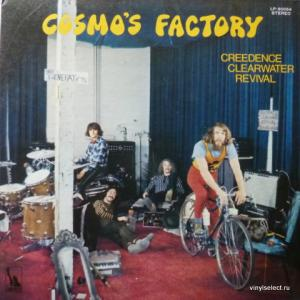 Creedence Clearwater Revival - Cosmo's Factory (Red Vinyl)