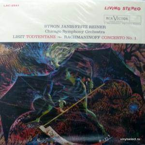 Ferenc Liszt / Sergey Rachmaninoff - Todtentanz / Concerto No.1 (feat. Byron Janis / Fritz Reiner)
