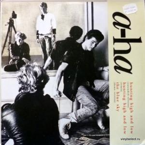 A-Ha - Hunting High And Low (Maxi-Single)