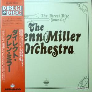 Glenn Miller Orchestra - The Direct Disc Sound Of The Glenn Miller Orchestra
