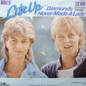 Lift Up - Diamonds Never Made A Lady (produced by D.Bohlen)