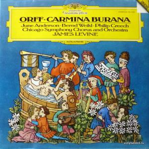 Carl Orff - Carmina Burana (feat. James Levine & Chicago Symphony Chorus And Orchestra)