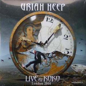 Uriah Heep - Live At Koko