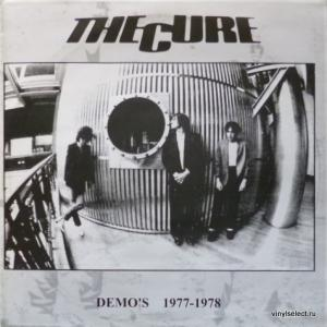 Cure,The - Demo's 1977-1978