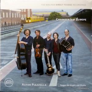 ChamberJam Europe - Astor Piazzolla: Tangos del Ángel y del Diablo