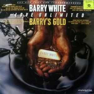 Barry White - Barry White And Love Unlimited - Barry's Gold