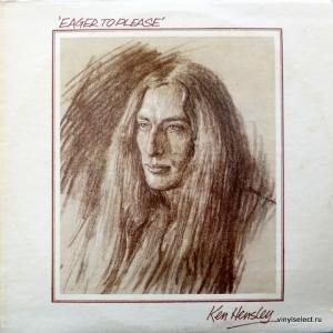 Ken Hensley (Uriah Heep) - Eager To Please