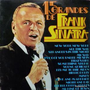 Frank Sinatra - As 15 Grandes De Frank Sinatra
