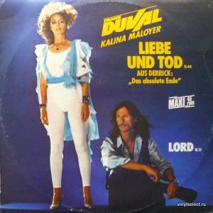 Frank Duval - Liebe Und Tod (feat. Kalina Maloyer)