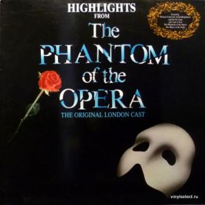 Andrew Lloyd Webber - Highlights From The Phantom Of The Opera