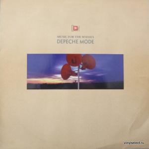 Depeche Mode - Music For The Masses (Blue Vinyl)