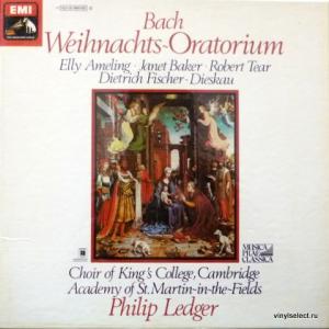 Johann Sebastian Bach - Weihnachts Oratorium (Christmas Oratorio)