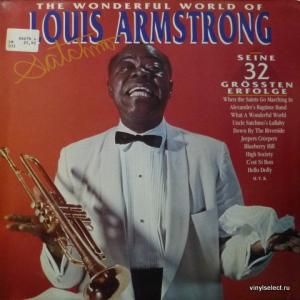 Louis Armstrong - The Wonderful World Of Louis Armstrong (Club Edition)