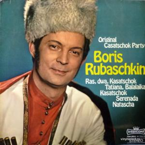 Борис Рубашкин (Boris Rubaschkin) - Original Casatschok Party