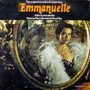 Pierre Bachelet & Hervé Roy - Emmanuelle - Original Soundtrack Recording
