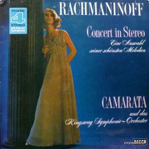 Сергей Рахманинов (Sergei Rachmaninoff) - Concert In Stereo