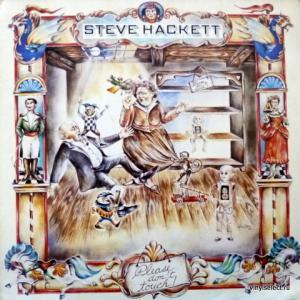 Steve Hackett (ex-Genesis) - Please Don't Touch!