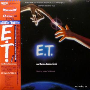 John Williams (Film Composer) - E.T. The Extra-Terrestrial - Music From The Original Motion Picture Soundtrack