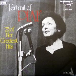 Edith Piaf - Portrait Of Piaf - 25 Of Her Greatest Hits