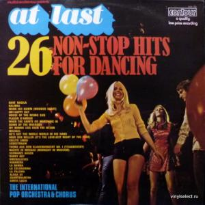 International Pop Orchestra, The - 26 Non-Stop Hits For Dancing