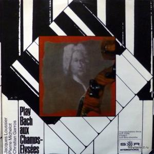 Jacques Loussier - Play Bach Aux Champs-Elysées