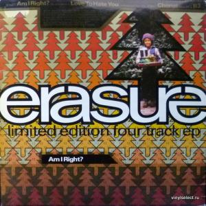 Erasure - Am I Right?