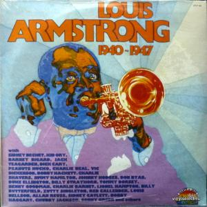 Louis Armstrong - 1940-1947