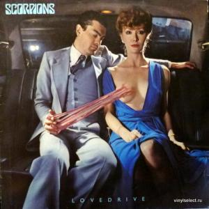 Scorpions - Lovedrive (Club Edition)