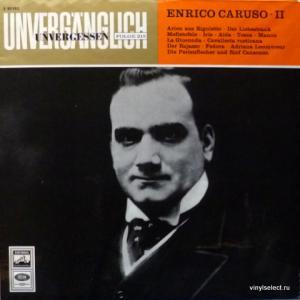 Enrico Caruso - Enrico Caruso II - Unverganglich-Unvergessen