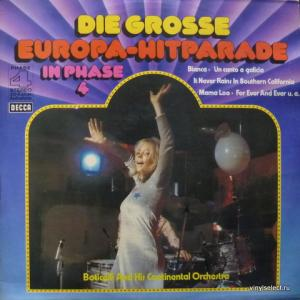 Botticelli And His Orchestra - Die Grosse Europa-Hitparade In Phase 4