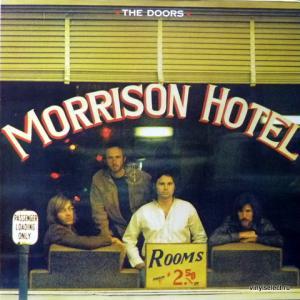 Doors,The - Morrison Hotel