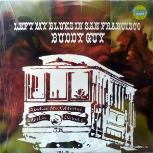Buddy Guy - Left My Blues In San Francisco
