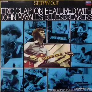 Eric Clapton - Steppin' Out (feat. John Mayall's Bluesbreakers, Champion Jack Dupree & Otis Spann)
