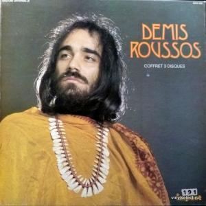 Demis Roussos - Coffret 3 Disques