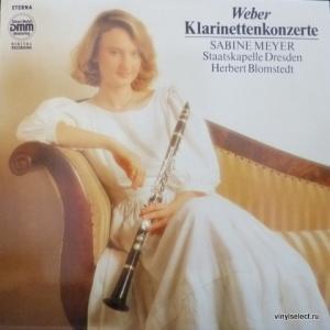 Carl Maria von Weber - Klarinettenkonzerte