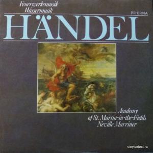 George Frideric Handel - Feuerwerksmusik / Wassermusik