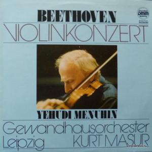 Ludwig van Beethoven - Violinkonzert - D-Dur Op.61 (feat. Kurt Masur & Yehudi Menuhin)
